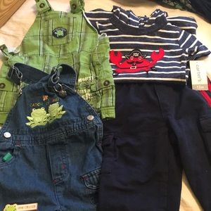 Other - Baby boy clothes 12 m